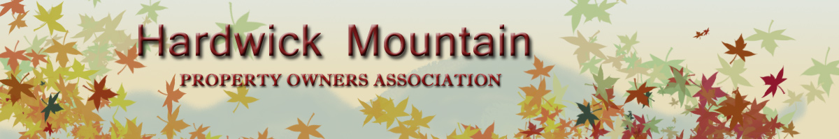 Hardwick Mountain Owners Association